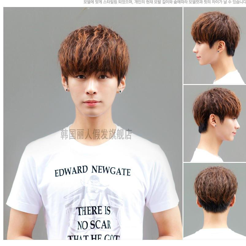 一七岁男孩,头部有一小片白头发,头皮也发白,是否是白癜风?图片