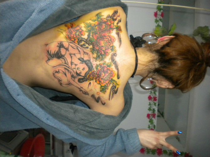 的足球男人身上的纹身吧_纹身图案图片