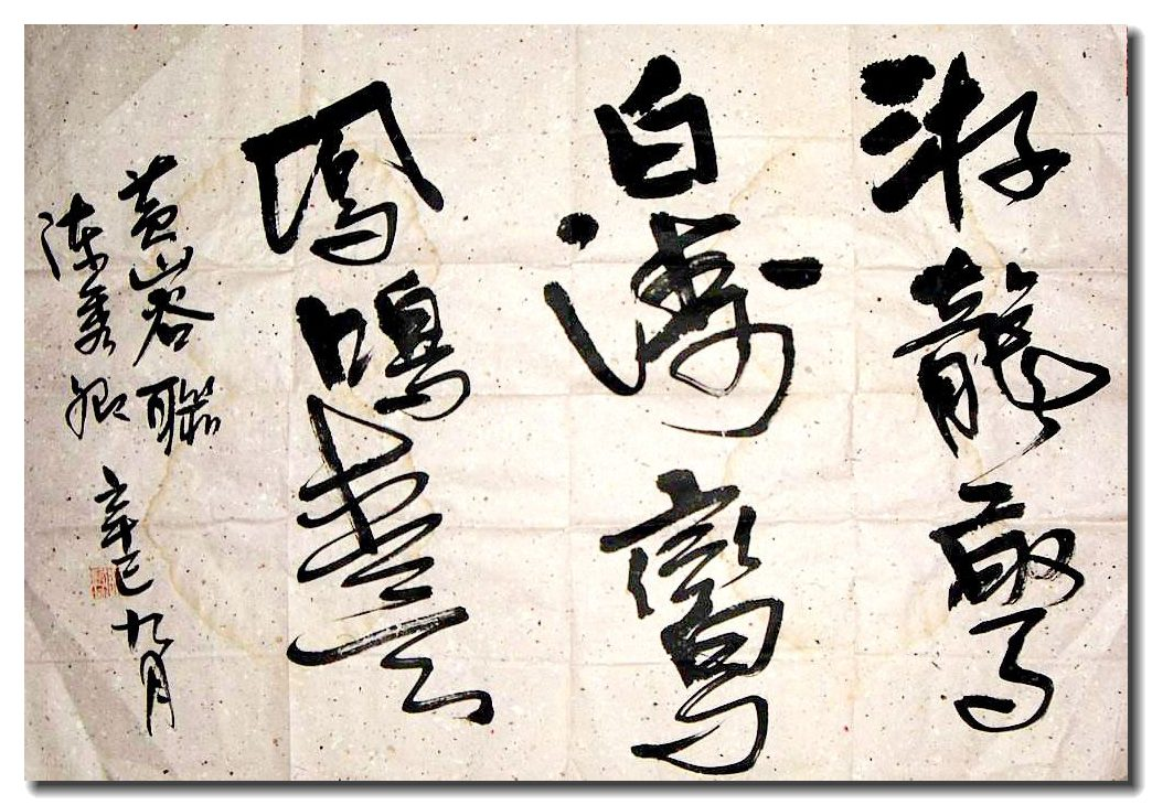 中国当代十大美女书法家图片