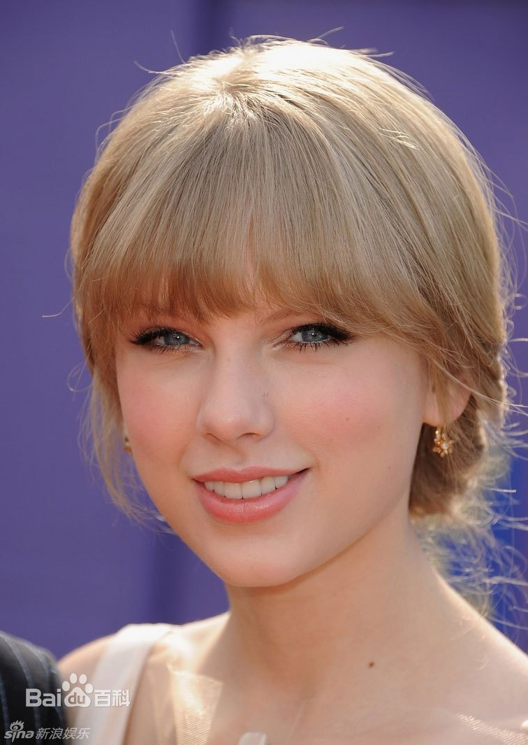 泰勒·斯威夫特图片_百度百科 Taylor Swift