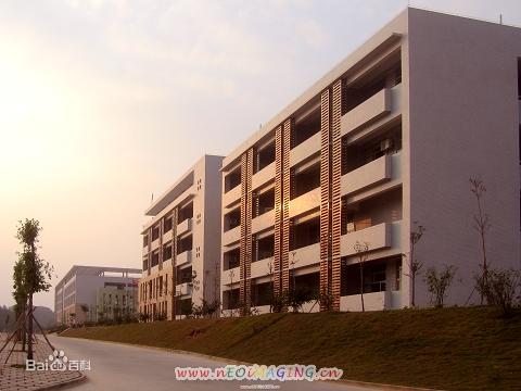 惠能中学风景