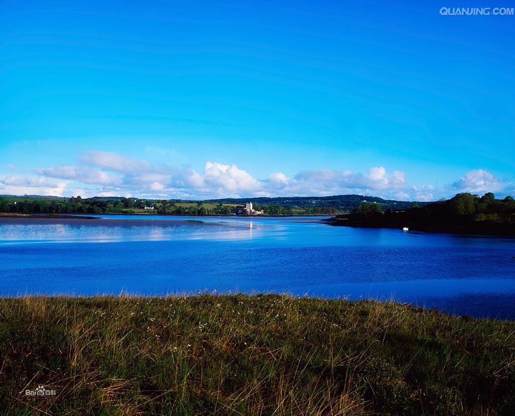 基拉尼湖美景