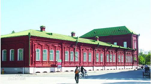 俄罗斯族民居
