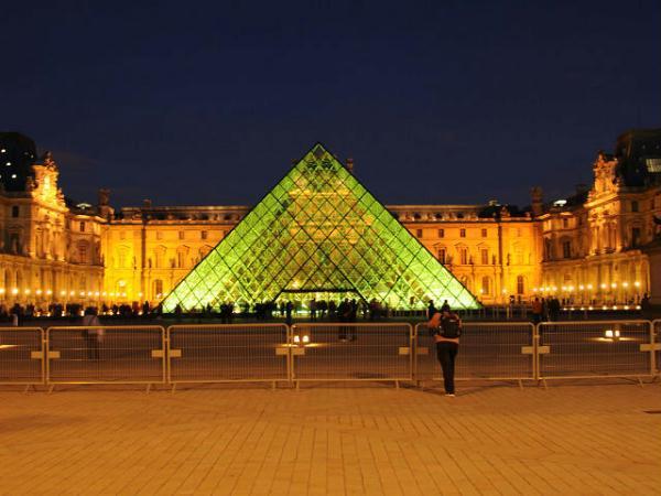 卢浮宫图片欣赏