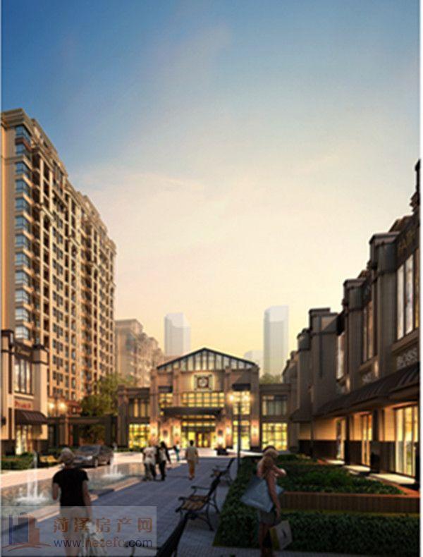 整个小区我们采用现代简欧式建筑风格,住宅格局融合欧洲现代风格,体现