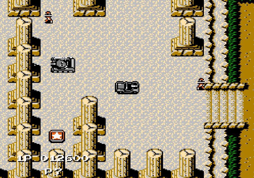 赤色要塞是风靡20世纪90年代的一个经典游戏.