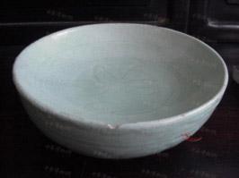 北宋龙泉窑青瓷孔明碗图片