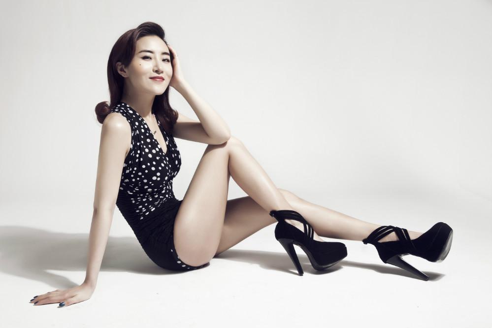 吕雯2013新专辑写真|娱乐新闻|荆州新闻网