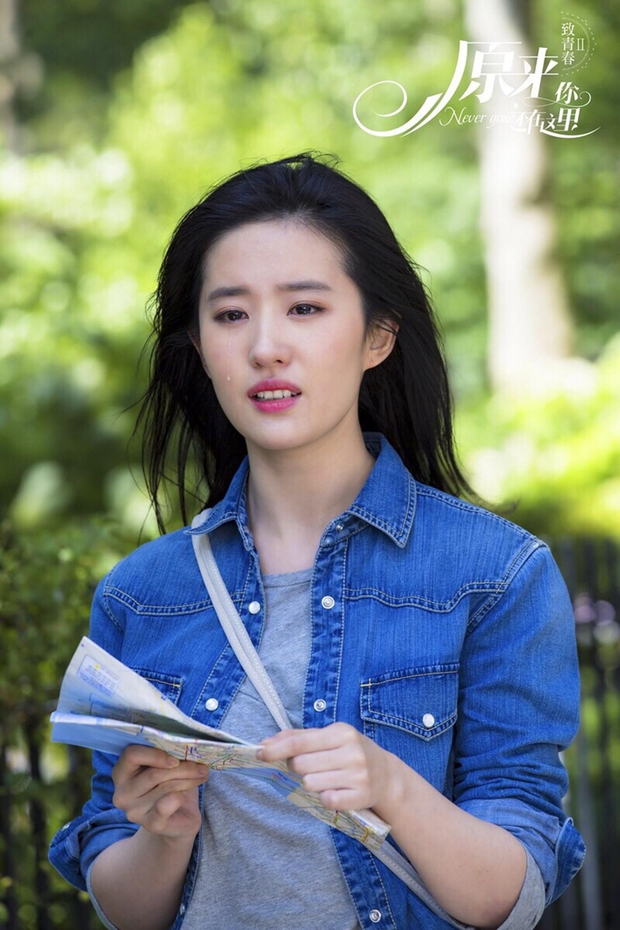 Liu Yi Fei >> 致青春·原来你还在这里图片_百度百科