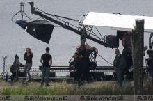 电影《暮光之城2》拍摄现场照