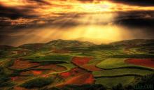 东川红土地摄影美图