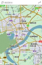 Hangzhou city traffic map - the latest erlinyou version