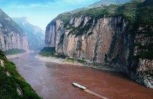 瞿塘峡摩崖石刻