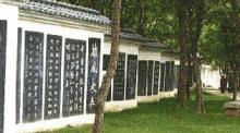 淮海战役碑林园林