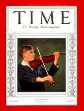1932.2.22.《时代周刊》年仅17岁的梅纽因