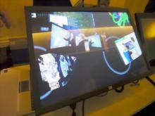 3M展示60点电容式触摸屏