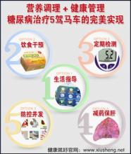 五架马车-糖尿病理论