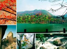 从化温泉风景区景观照