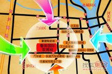 茶博称交通图