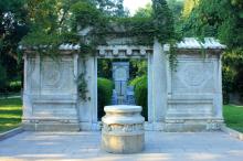 利玛窦和外国传教士墓地
