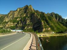 北京十渡国家地质公园