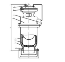 qsp全压高速排气阀结构图图片
