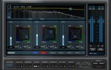 iZotope Alloy软件运行界面