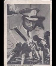 奥卢塞贡·奥巴桑乔将军
