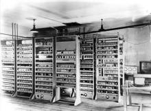 电子管数字计算机