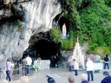 路德聖母顯現處現在成為聖地
