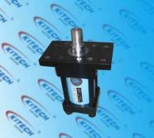 把气缸与液压缸巧妙组合起来,取长补短,即成为气动系统中普遍采用的气图片