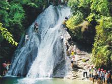桂林古东瀑布