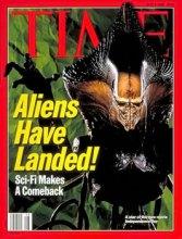 独立日外星人荣登时代周刊 1996年7月8日