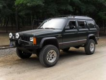 Jeep经典车型 切诺基