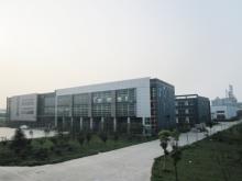 占地100亩的上海分拨中心