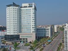 医院住院部大楼图片