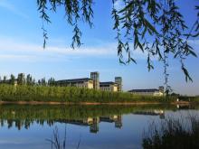 宁夏民族职业技术学院风景