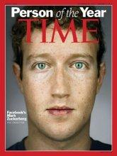 马克·扎克伯格登上时代封面