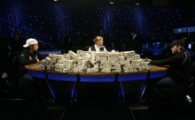 拉斯维加斯马靴酒店举办的世界扑克大赛