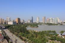 沈阳城区新貌
