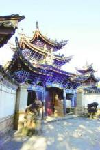 寺庙景观1