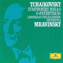 穆拉文斯基(柴可夫斯基4—6交响曲)