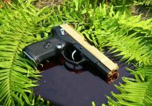 92式工艺手枪