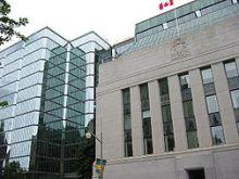 加拿大中央银行