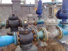 减压阀是气动调节阀的一个必备配件,主要作用是将气源的压力减压并