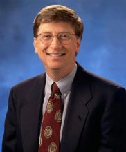 微软创始人——比尔·盖茨