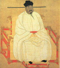宋太祖画像