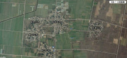 茌平县耿张村卫星图