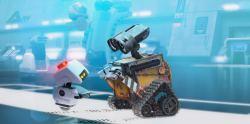 机器人总动员的剧照