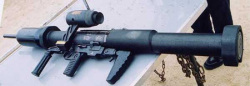 德国铁拳3式60mm智能火箭筒